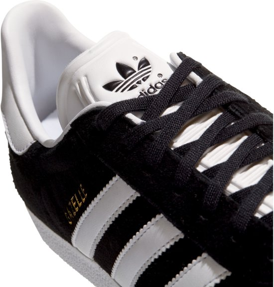 44 Gazelle Core Adidas Gold Black Sneakers Maat Metallic White Heren HRnpvPnqf