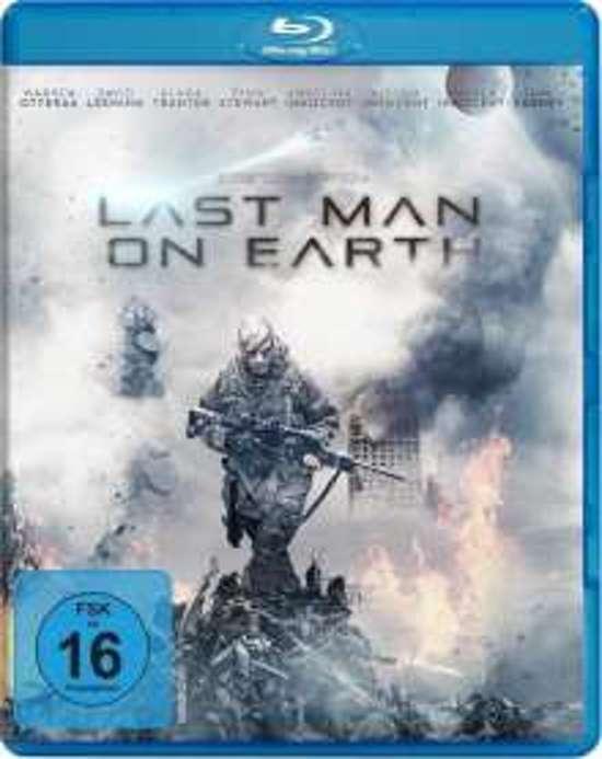 Last Man on Earth/ Blu-Ray