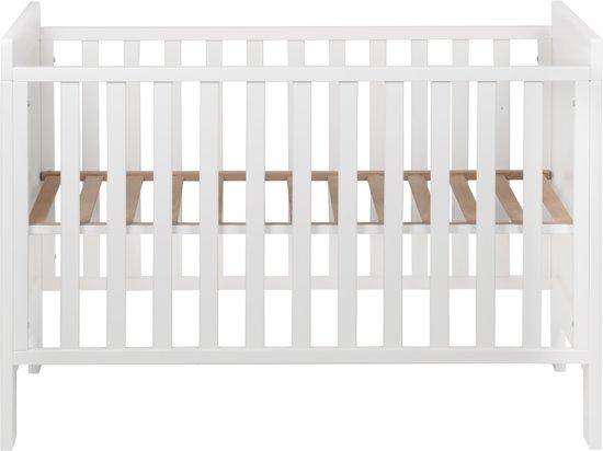 QUAX - BED MILA 120 * 60 CM - WHITE