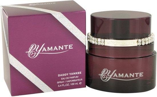 Daddy Yankee Dyamante 100 ml eau de parfum spray