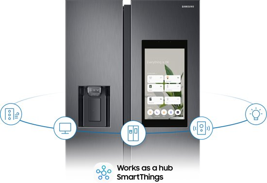 Samsung RS68N8941SL Family Hub