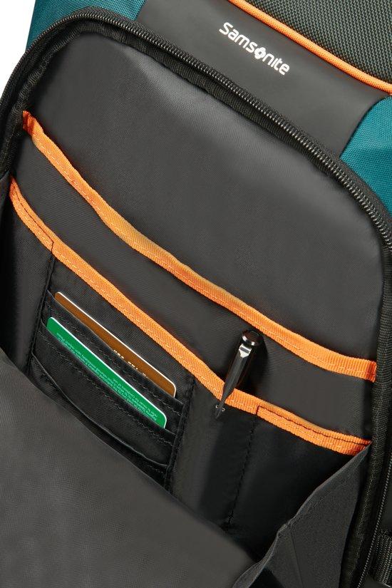 Groen Rugzak 3 Laptop Inch 17 Samsonite Kleur 6PCwz