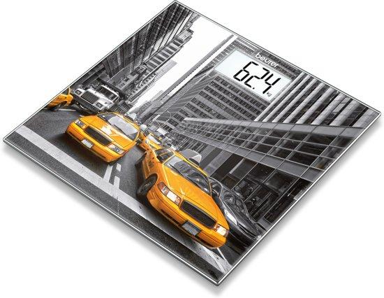Beurer GS203 - Personenweegschaal - New York