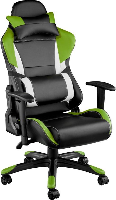 TecTake - bureaustoel Trinity premium racing - Prijs/kwaliteit gaming stoel van 2020