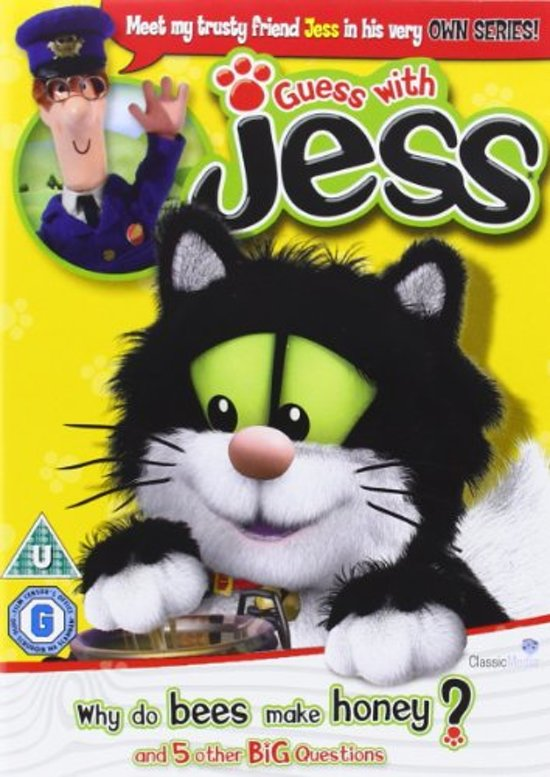 Guess With Jess Why Bees Make Honey Dvd