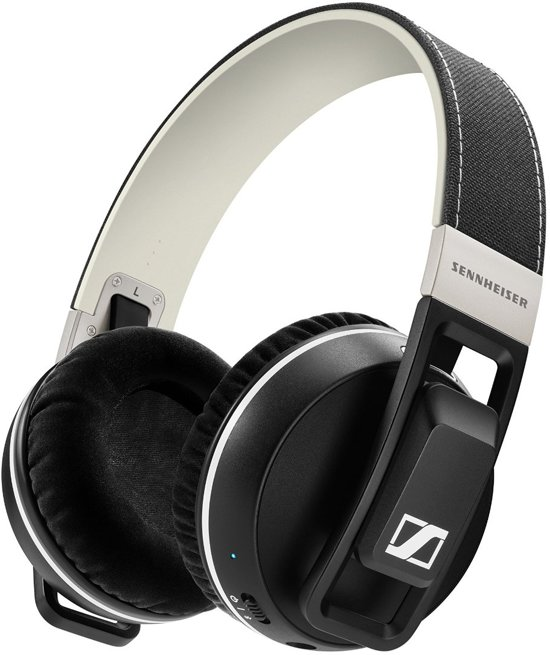 Sennheiser URBANITE XL Wireless - Draadloze over-ear koptelefoon - Zwart