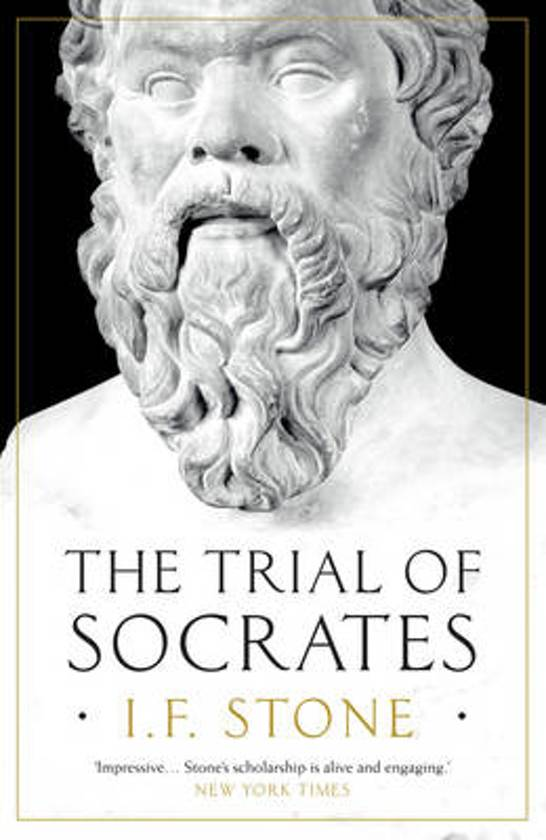 trial of socrates Socrates then proceeds to interrogate meletus, the man primarily responsible for bringing socrates before the jury this is the only instance in the apology of the elenchus, or cross-examination, which is so central to most platonic dialogues.