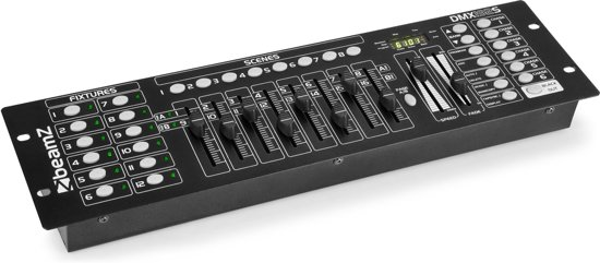 BeamZ DMX-192S kanaals DMX controller