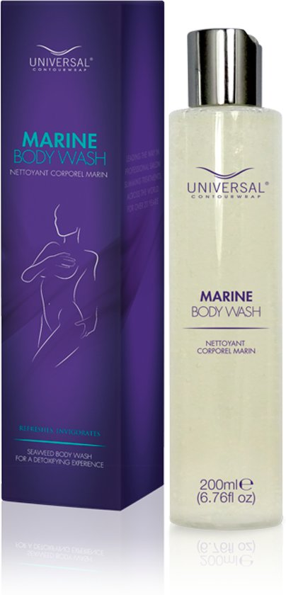 Universal Contour Detoxifying - 200 ml - Douchegel