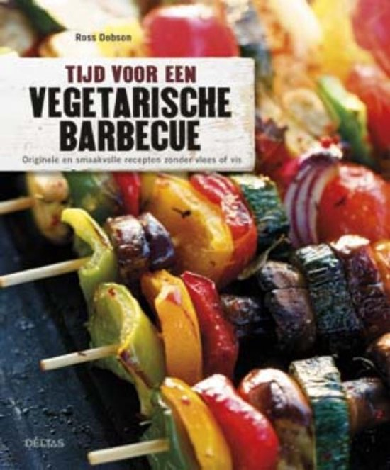 Book review | Tijd voor een vegetarische barbecue by Ross Dobson | 4 stars