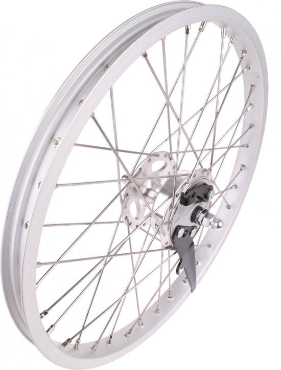 Vwp Voorwiel As32 Xfd 20 Inch Trommelrem Aluminium 36g Zilver