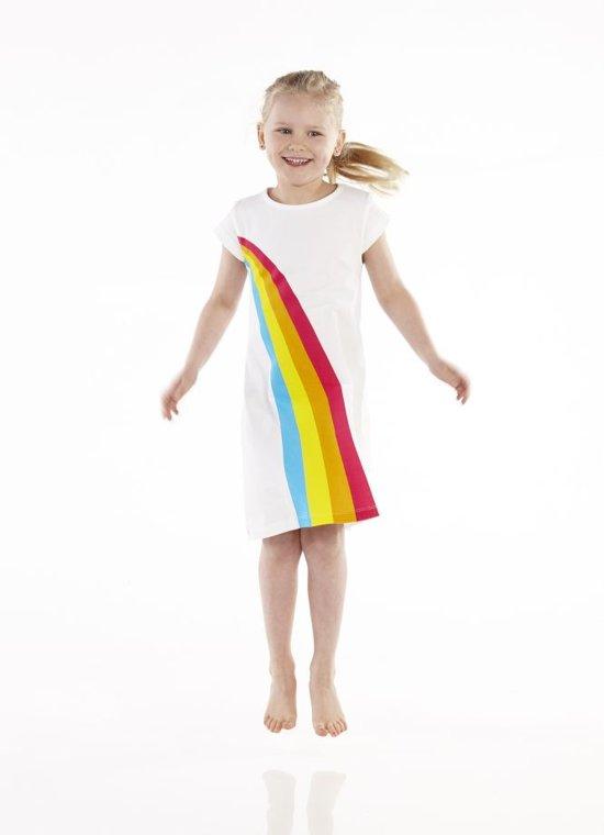 new style a80e1 28092 Nachthemd K3 regenboog 134/140 Pyjama