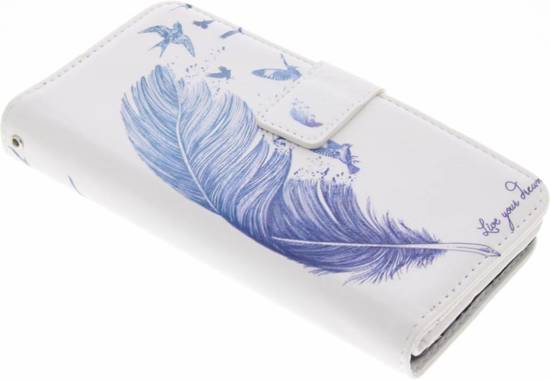 Design Floral Portefeuille Tpu Pour Huawei P10 Uew7s