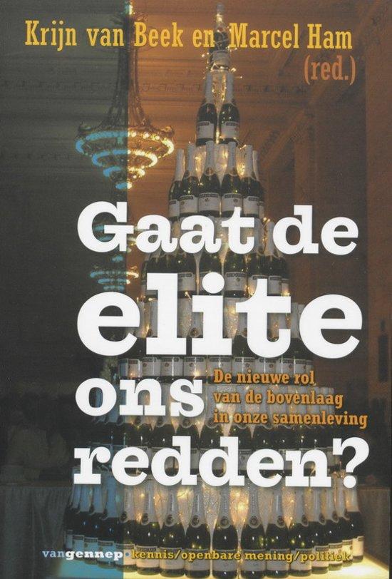 Gaat de elite ons redden - Krijn van Beek pdf epub