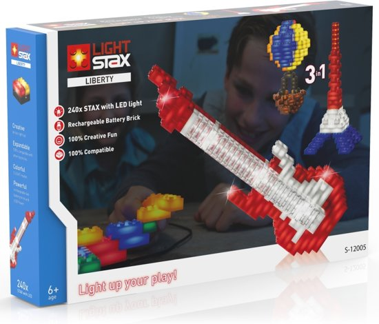 LIGHT STAX Liberty (Creator 3-in-1)