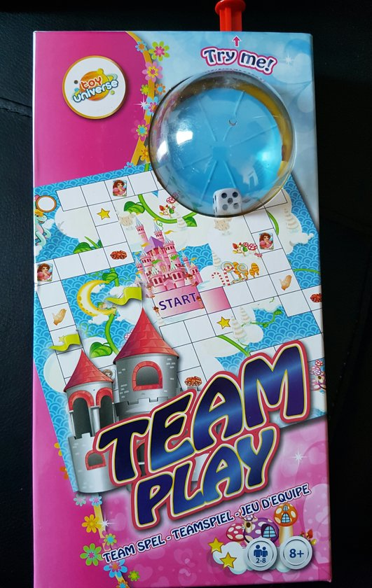Toy Universe Bordspel