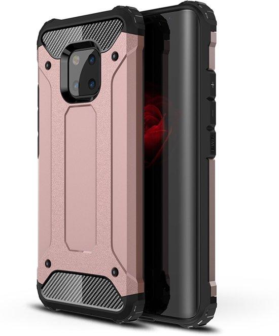 Mobigear Tough Armor Rose Goud Huawei Mate 20 Pro