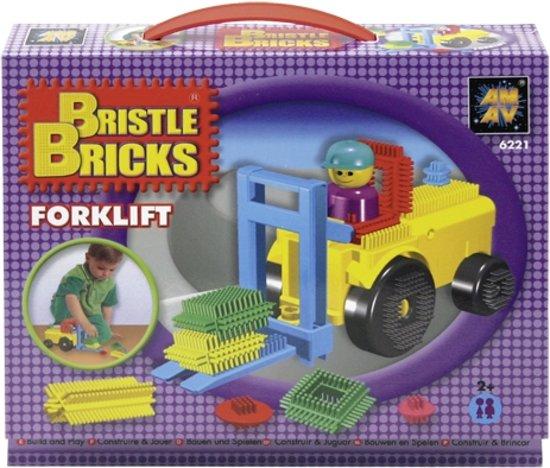 Fun Bricks Vorkheftruck
