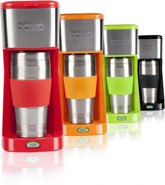 DOMO DO437K MyCoffee Koffiezetapparaat