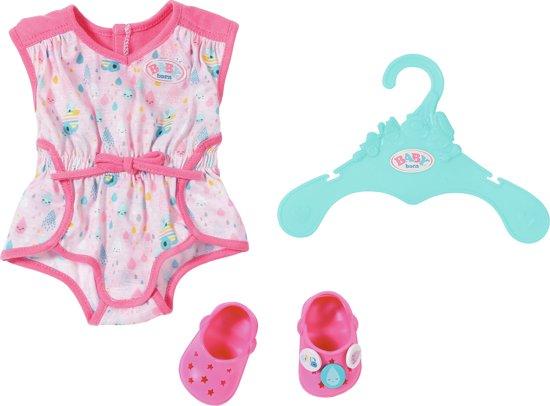BABY born® Pyjama met sloffen