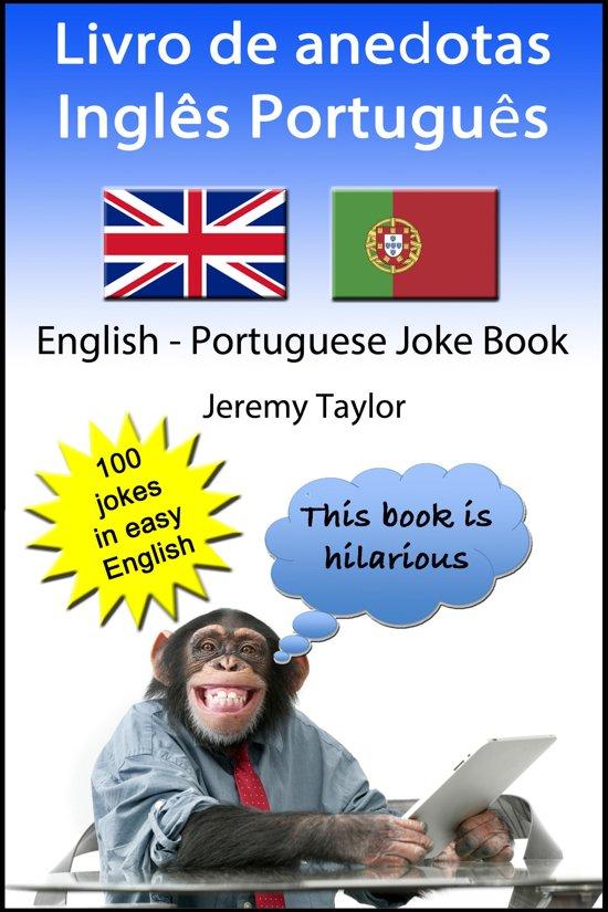 Livro de anedotas Inglês Português 1 (English Portuguese Joke Book 1)