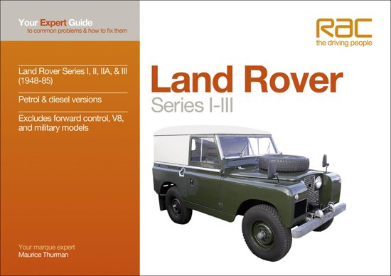 bol com | Land Rover Series I-III (ebook), Maurice Thurman