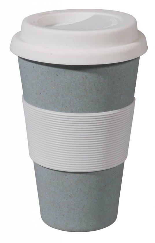 Zuperzozial Raw Earth Reisbeker - Blauw/Grijs