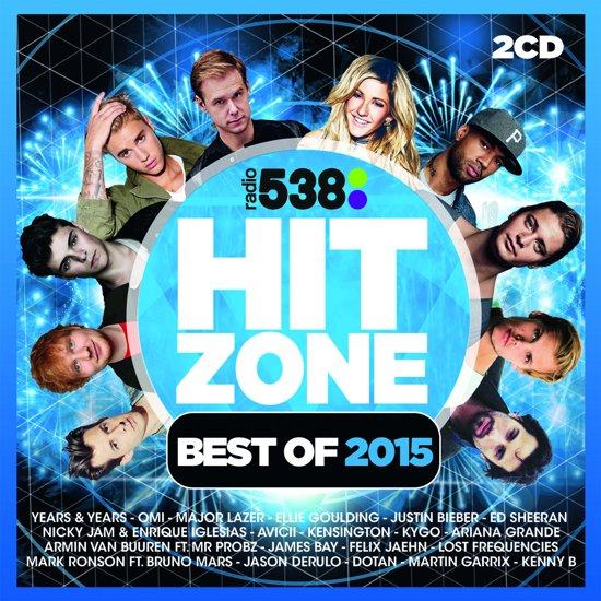 538 Hitzone - Best Of 2015