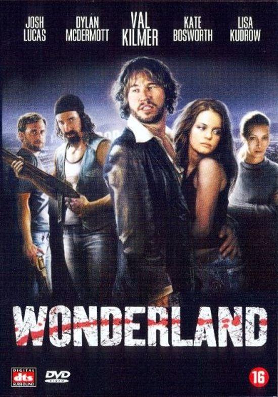 Cover van de film 'Wonderland Murders'