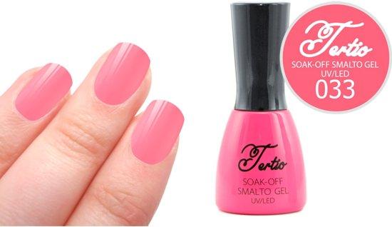 Tertio #033 Roze - Gel nagellak - Gelpolish - Gellak