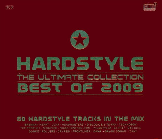 Hardstyle - The Ultimate Collection - Best Of 2009