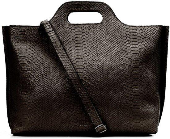 669c8c44902 bol.com | MYOMY - My Carry Bag Go Bizz - aktetas - Anaconda Black
