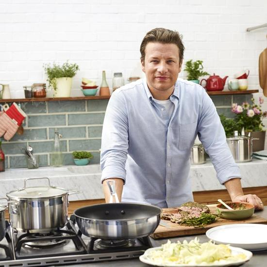 Jamie Oliver Mid Tier Koekenpan à 24 cm