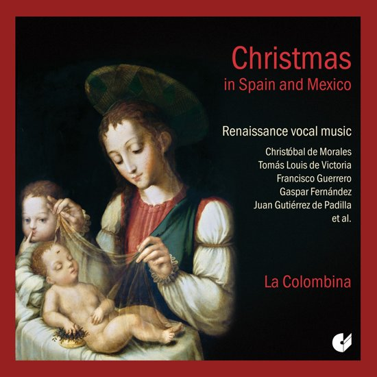 Christmas In Spain And Mexico - Renaissance Vocal