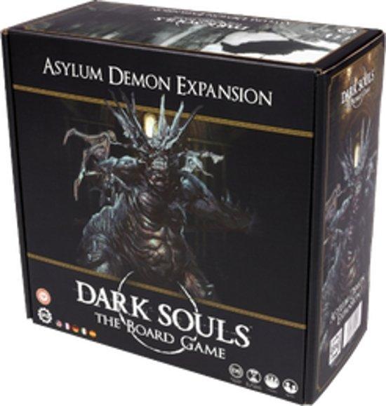 Dark Souls Asylum Demon Expansion