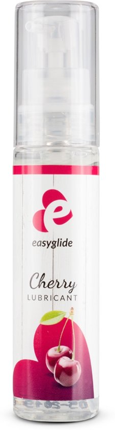 EasyGlide Cherry Waterbasis Glijmiddel - 30ml