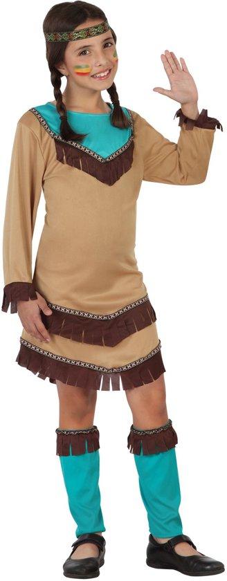 Indianen kostuum voor meisjes - Verkleedkleding - 104/116