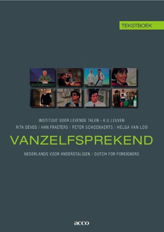 Image result for vanzelfsprekend boek nederlands voor anderstaligen
