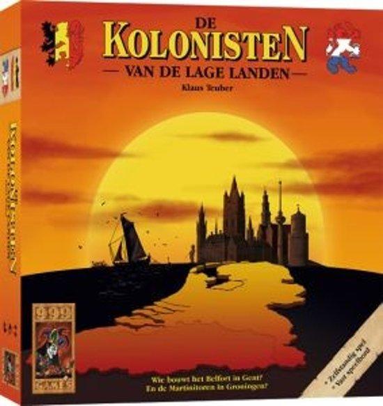 Afbeelding van het spel De Kolonisten van de Lage Landen