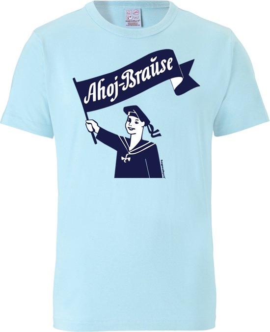 Logoshirt T-Shirt Ahoj Brause