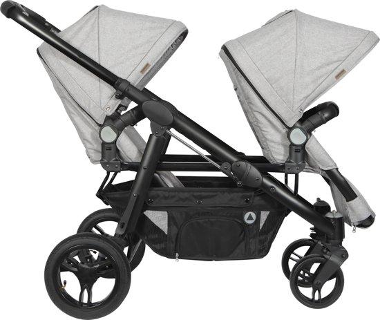 Topmark 2 Combi Duo Kinderwagen - Grey 2018