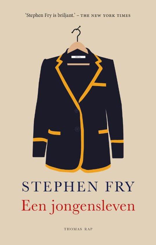 Boek cover Een jongensleven van Stephen Fry (Paperback)