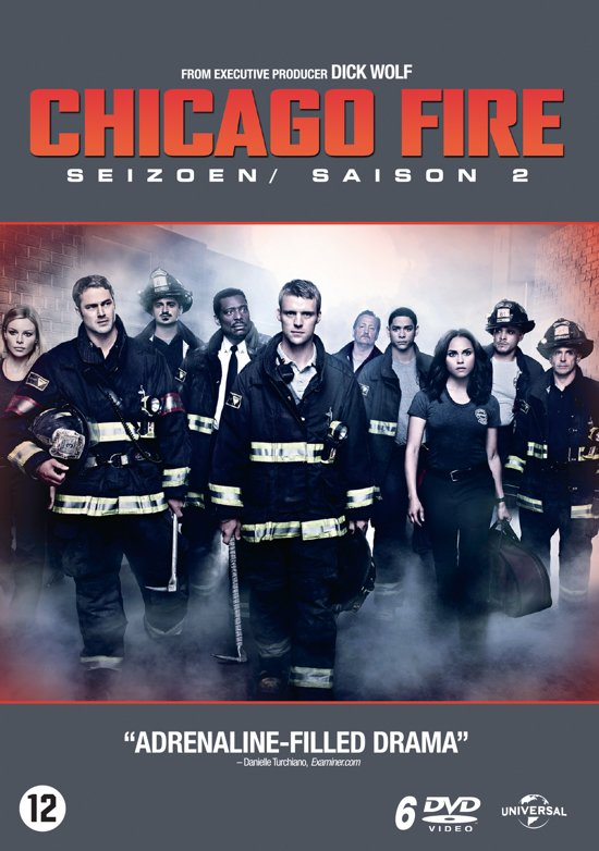 Chicago Fire - Seizoen 2