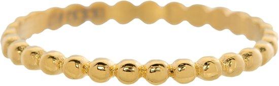 iXXXi Jewelry Vulring Bolletjes 2mm Goud - maat 17
