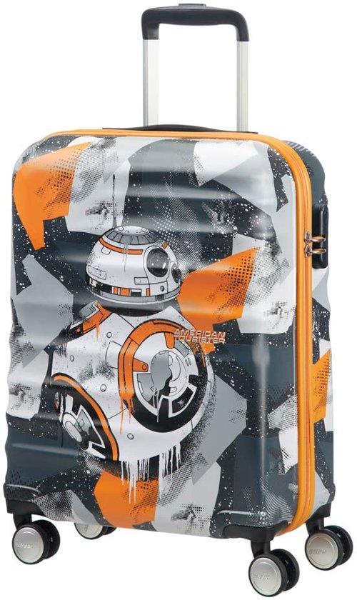 American Tourister reiskoffer - WAVEBREAKER DISNEY SPIN.55 20 STAR WARS  (Handbagage) b9bf08339cb