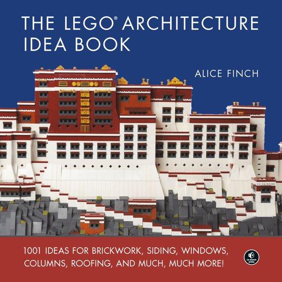 Boek cover The LEGO Architecture Idea Book van Alice Finch (Onbekend)