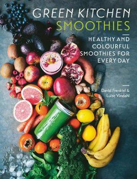 Boek cover Green Kitchen Smoothies van David Frenkiel (Paperback)