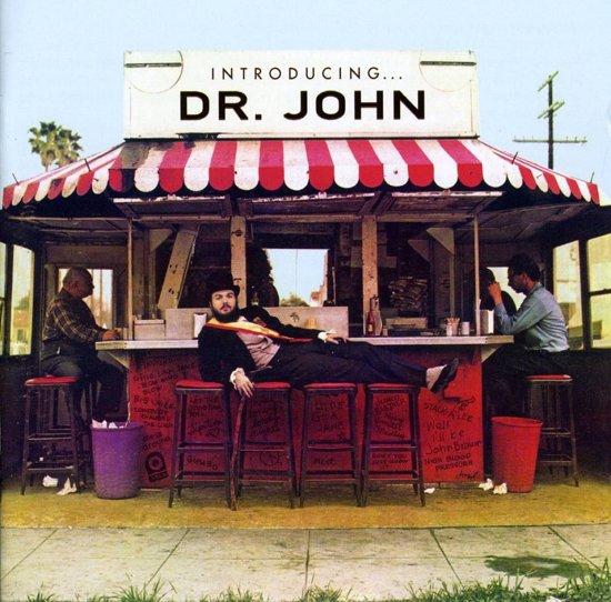 Introducing Dr. John