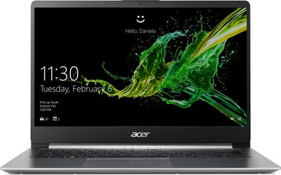 Acer Swift 1 SF114-32-C3TF - Laptop - 14 Inch