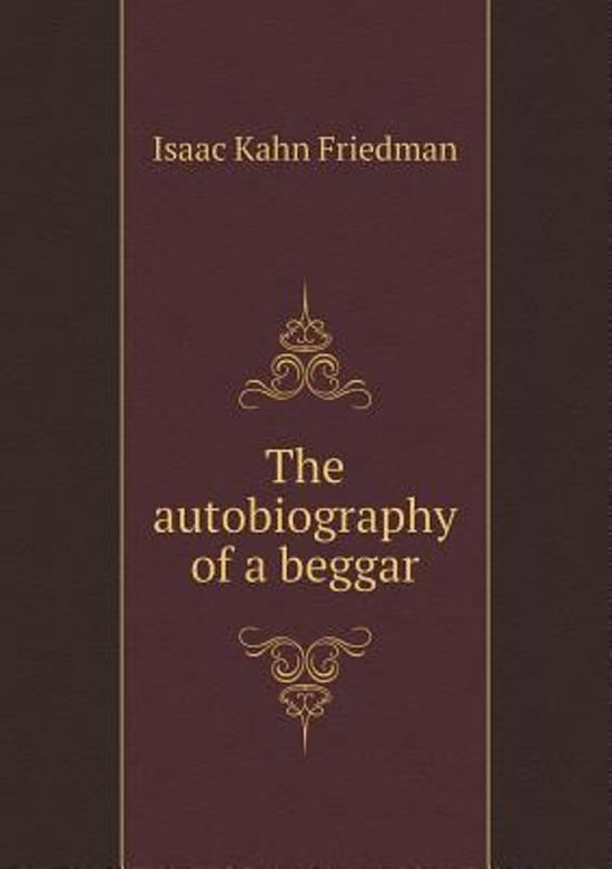 The Autobiography of a Beggar